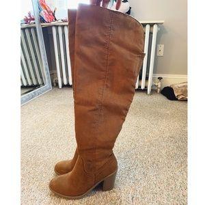 DV OTK Boots